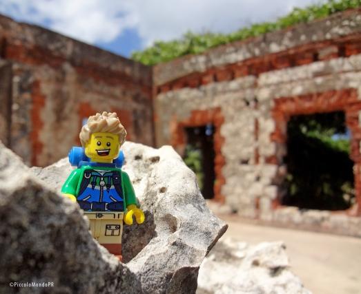 LEGO travel Aguadilla