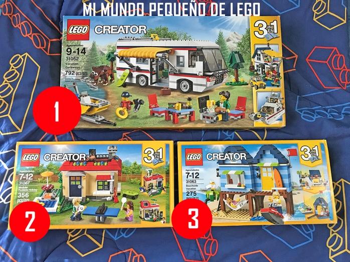Mi MUNDO LEGO PICCOLO
