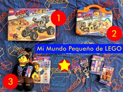 MiMundoPequeñoLEGO8 Premios