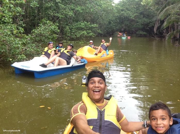 Reserva Natural Humacao Kayak PMPR
