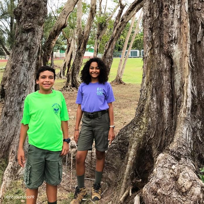 BSA Girls Scouts PMPR4