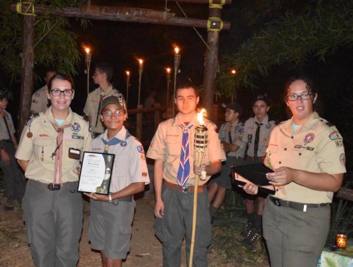 BSA Girls Scouts PMPR7